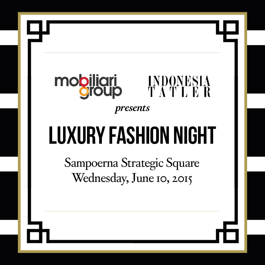 Fashion Luxury Night 2015