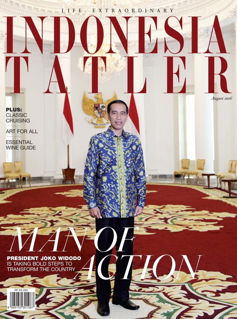 Indonesia Tatler August 2016