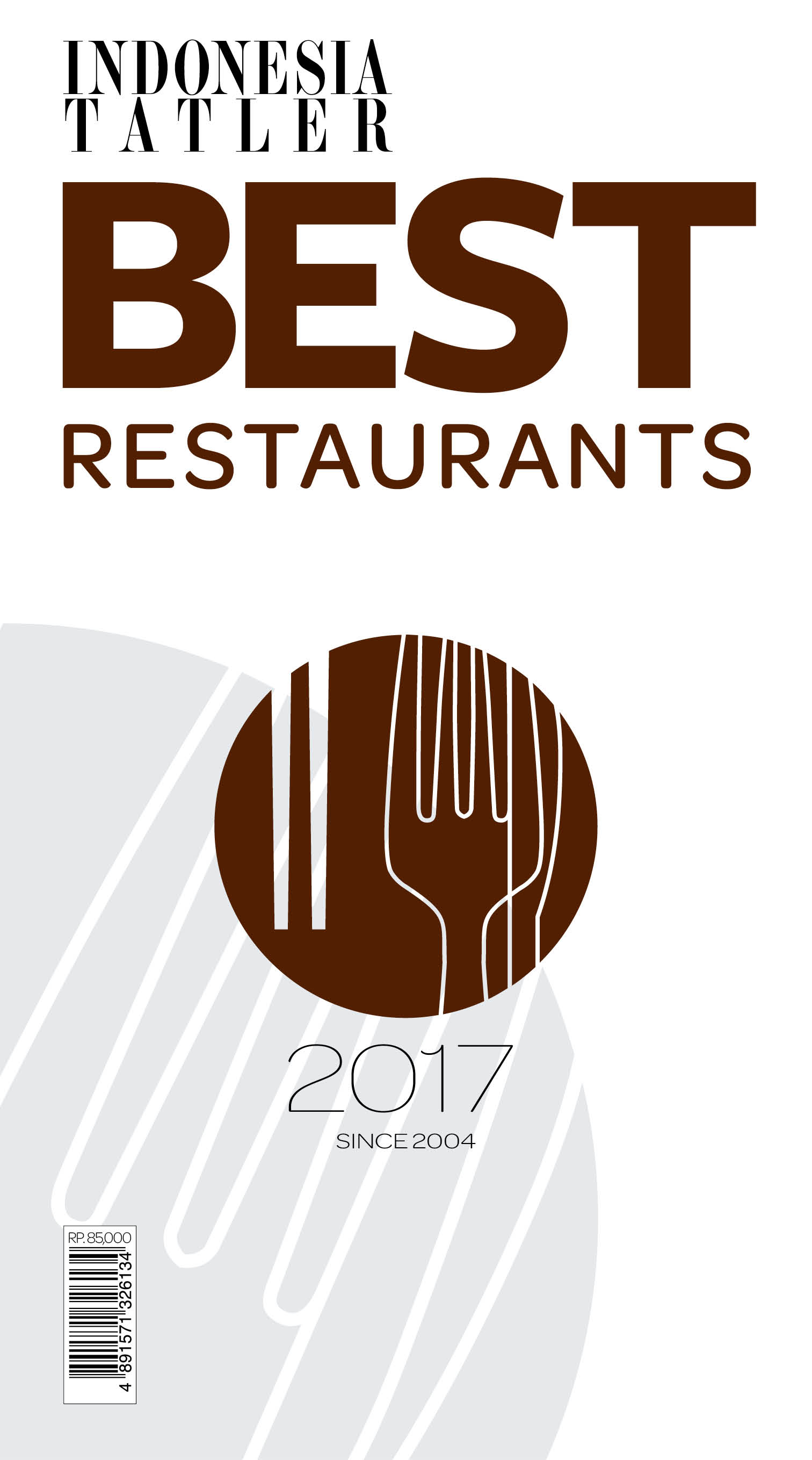 Indonesia Tatler Best Restaurant 2017