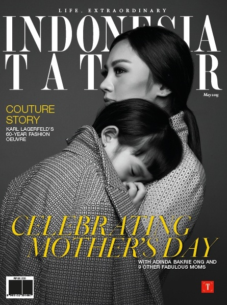 Indonesia Tatler May 2015