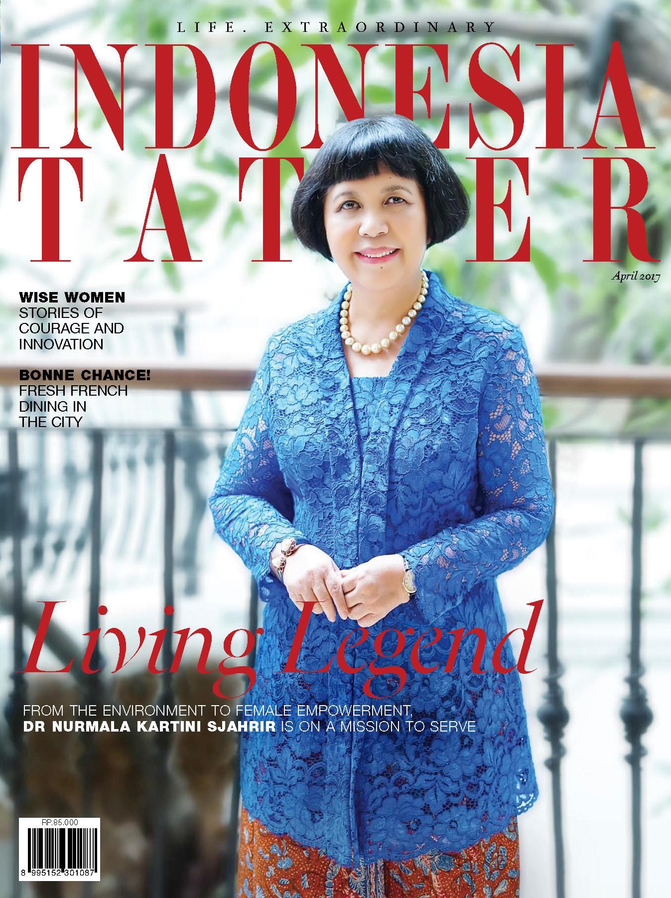 Indonesia Tatler April 2017