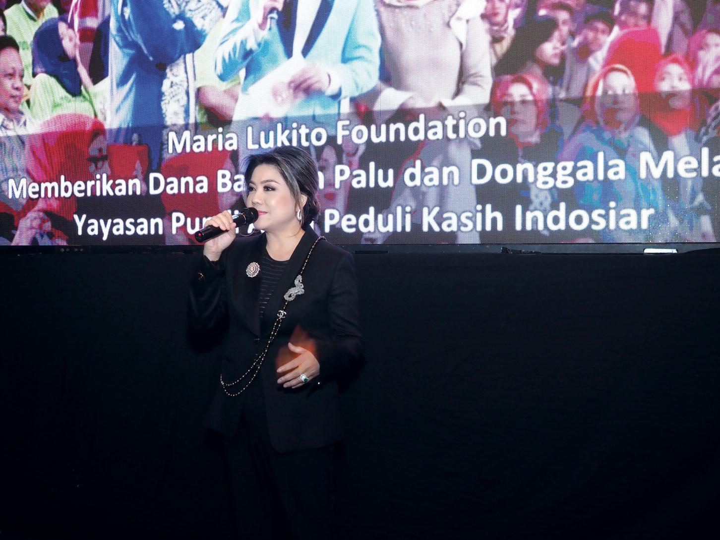 Flagship Annual Event  - Maria Lukito Foundation