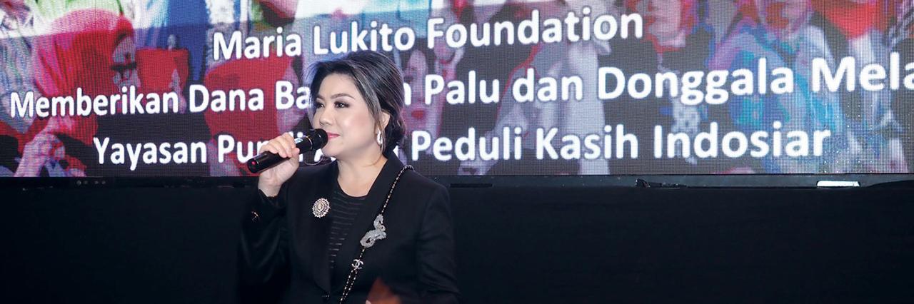 MARIA LUKITO FOUNDATION